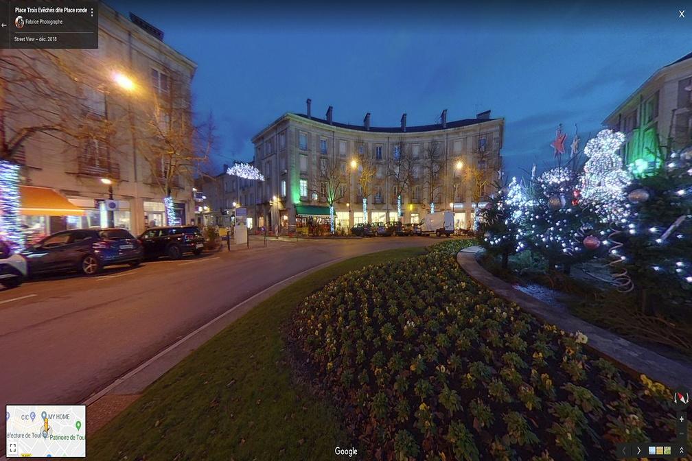 Photo Place ronde Toul